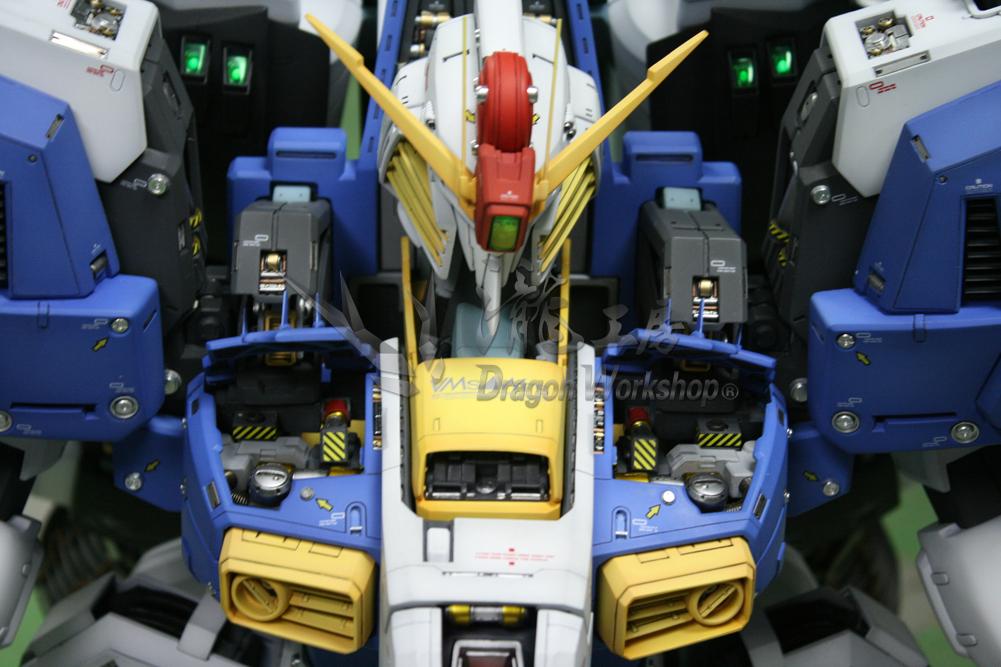 ชิ้นเอกแบ่งปัน Extra Detailed 1:35 EXS Gundam  โดย DragonWorkshop